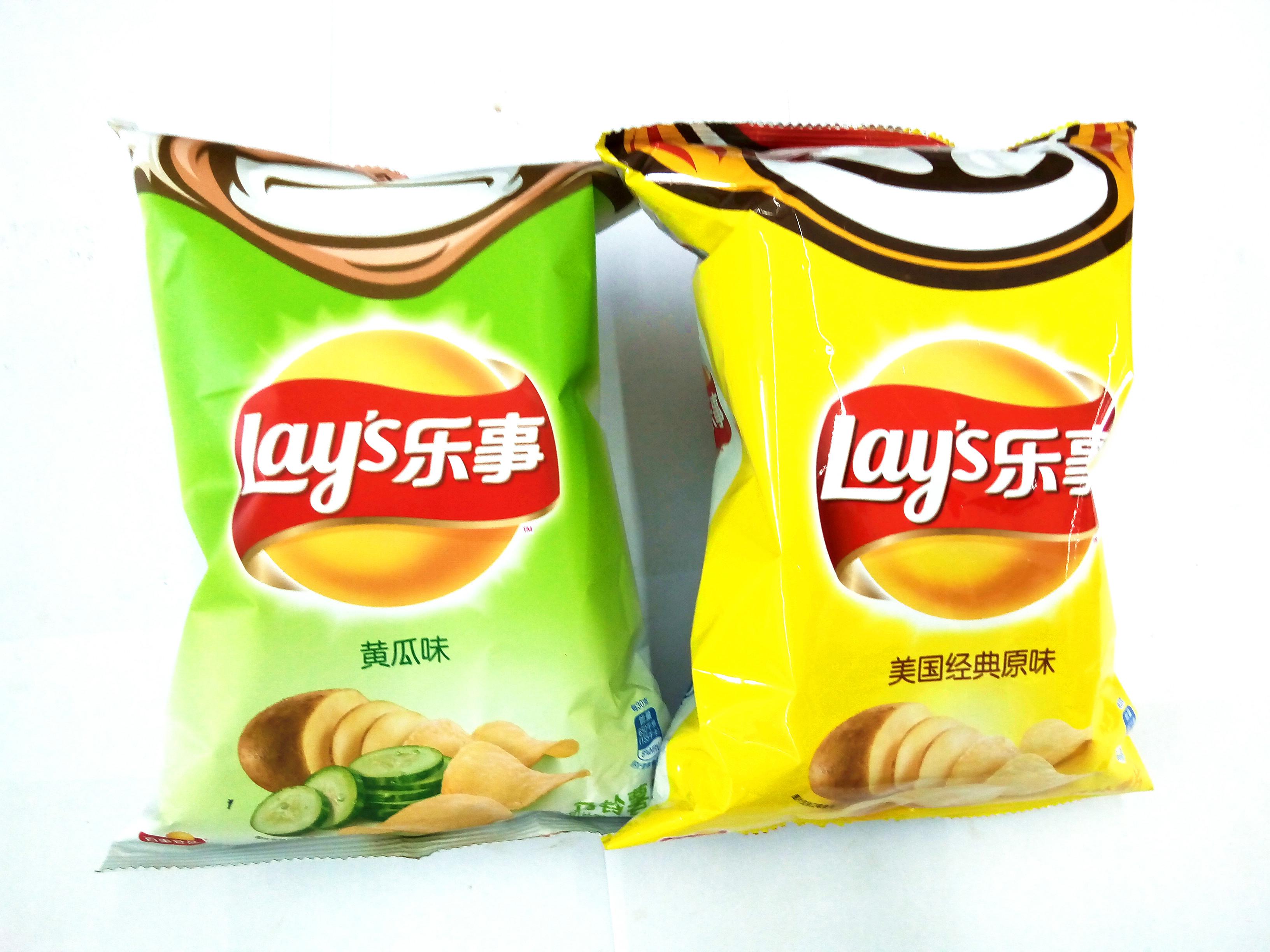 乐事薯片(美国经典原味)45g
